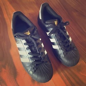 Adidas Superstar shell-top sneakers